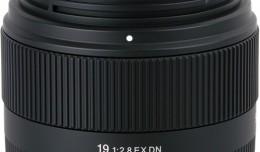 Sigma 19mm f/2.8 EX DN Lens