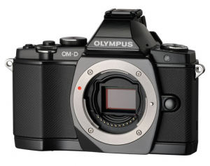Olympus OM-D E-M5 Micro Four Thirds Digital Camera
