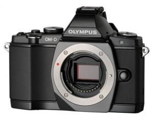 Olympus OM-D E-M5 Micro Four Thirds Digital Camera