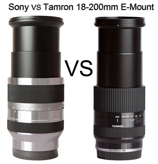 sony 18 200mm weight loss