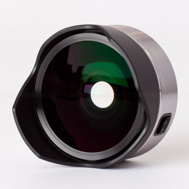 VCL-ECF1 E-Mount Fisheye Conversion Lens