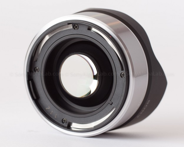 Fisheye Conversion Lens for the 16mm E-Mount Lens