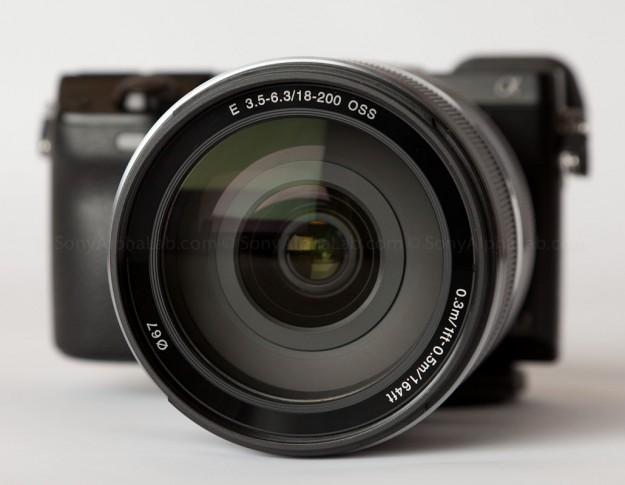 Sony Nex-7 w/ 18-200mm f/3.5-6.3 OSS Lens