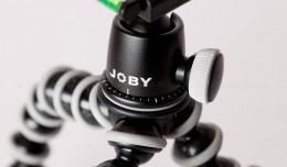 Joby Gorillapod SLR Zoom Tabletop Tripod w/ BH1-01EN Ballhead