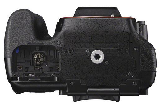 Sony A57 - Body Only - Bottom
