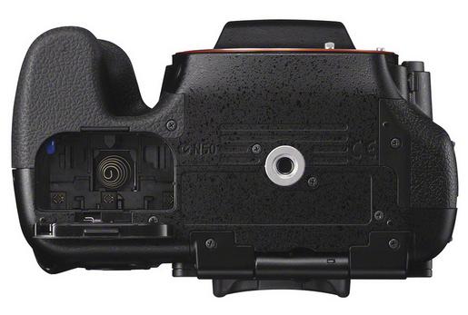 Sony A57 - Body Only - Bottom