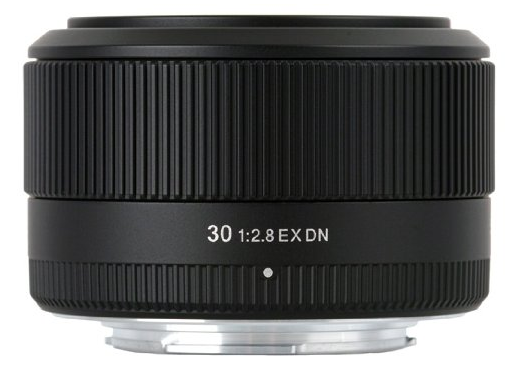 Sigma 30mm f/2.8 EX DN Lens for Sony E-Mount