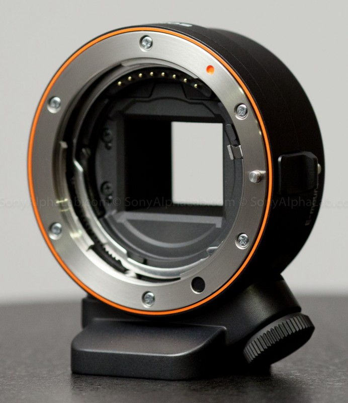 Alpha LA-EA1 Camera Mount Adapter