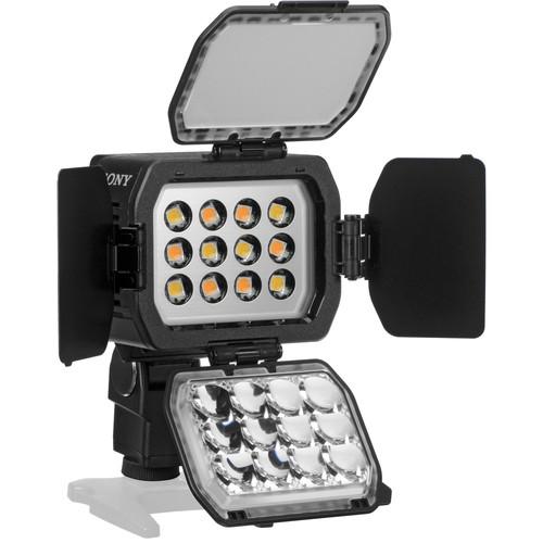 sony led battery video light