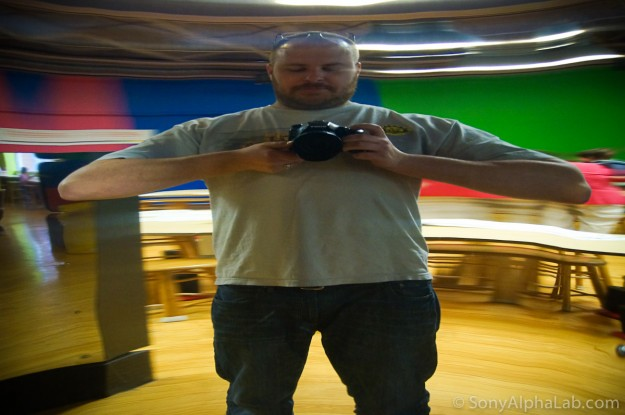 Sony A57 w/ Tamron 17-50mm f/2.8 EX Di II Lens @ 17mm, f/2.8, 1/60sec, ISO 1000, Jpeg Fine, Hand Held
