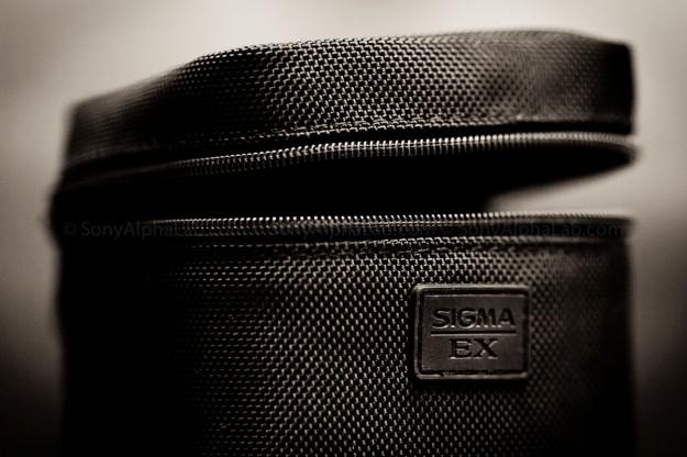 Sigma 50mm f/1.4 EX DG HSM Lens Bag