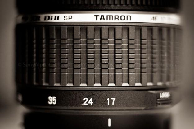 Tamron 17-50mm f/2.8 XR Di II LD Lens