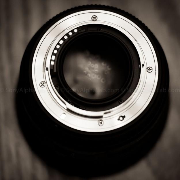Sigma 50mm f/1.4 EX DG HSM Lens