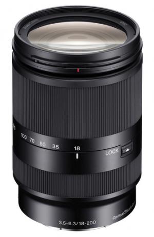 Sony SEL18200LE 18-200mm f/3.5-6.3 OSS Lens