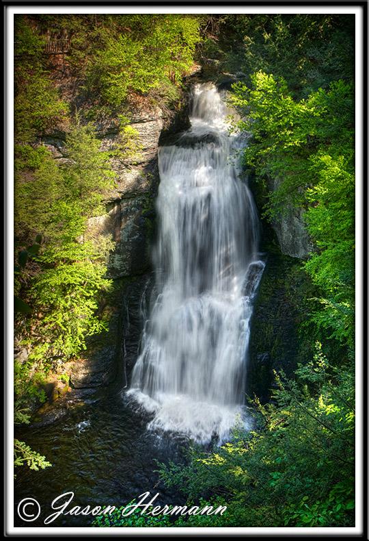 Bushkill Falls 2008