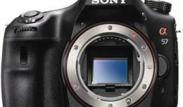 Sony A57 - SLT-A57