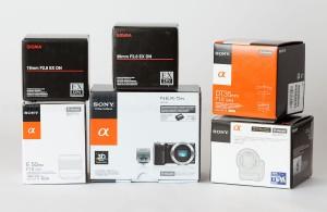 Sony Nex-5n, La-ea2 Adapter, DT 35mm f/1.8 Lens, 50mm f/1.8 OSS
