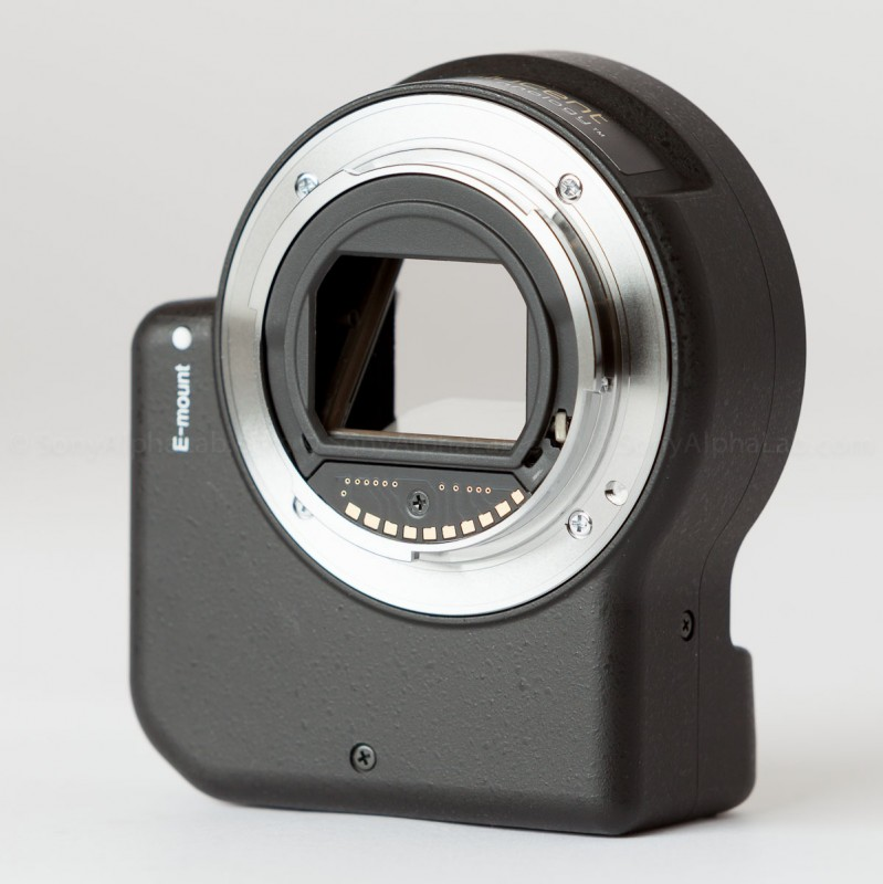 Sony La-ea2 Lens Adapter for the Nex Camera System