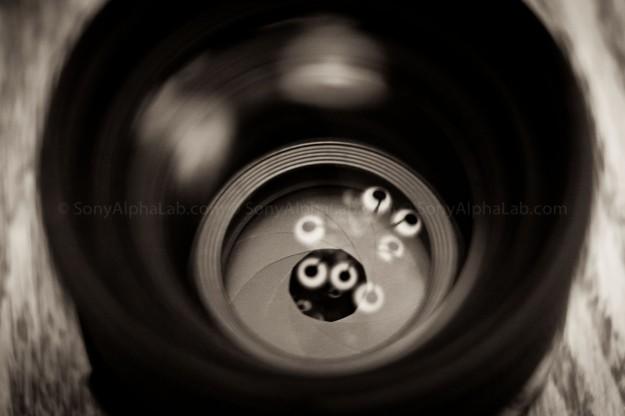 Sigma 50mm f/1.4 EX Lens