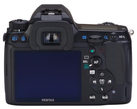 Pentax K-5 Digital SLR Camera (Body Only) (Black)
