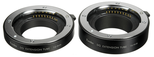 Kenko Auto Extension Tube Set DG for Sony E-mount Lenses