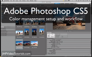 CS5 - Set-up and color management