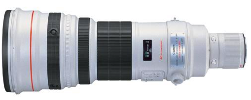Canon Telephoto EF 600mm f/4.0L IS Image Stabilizer USM Autofocus Lens