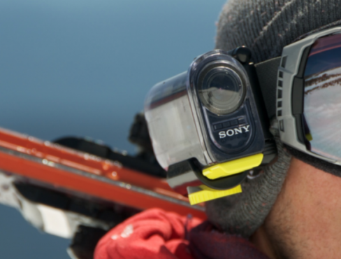 Sony's new action camera