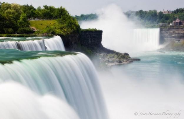 Niagara Falls, NY Side