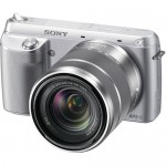 Sony Nex-F3 w/ 18-55mm Kit Lens