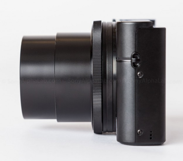 Sony RX100 - Side View Camera On!!