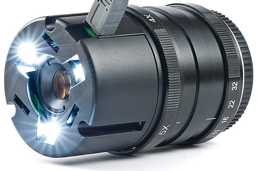 YASUHARA Nanoha Macro Lens 5:1 for Sony E Mount (NEX)