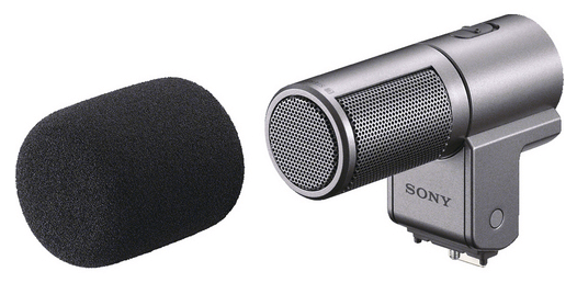 Sony ECM-SST1 Compact Stereo Microphone