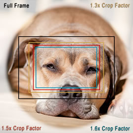 Crop Factor - From the Lens perspective
