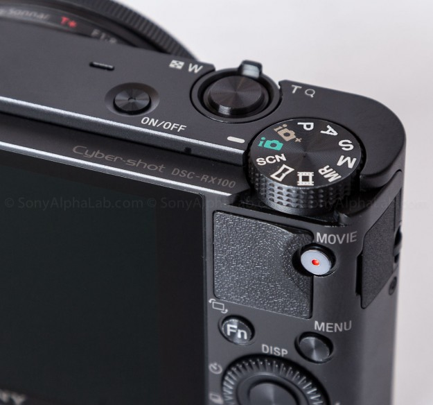 Sony Rx100 - Hands on Review