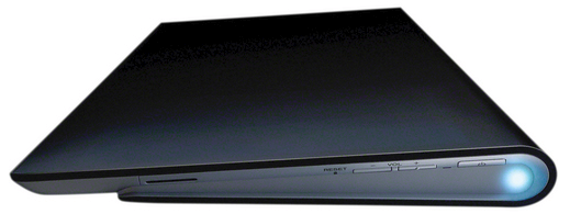 Sony Tablet S - Other Side