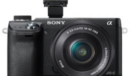 Nex-6 w/ 16-5omm kit Lens