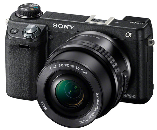 Sony Nex-6 w/ 16-50mm power zoom kit lens
