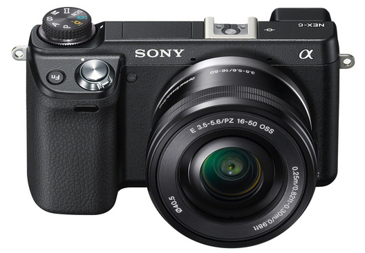 Sony Nex-6 w/ 16-50mm power zoom lens