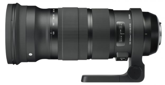 Sigma 120-300mm f/2.8 DG OS HSM Lens