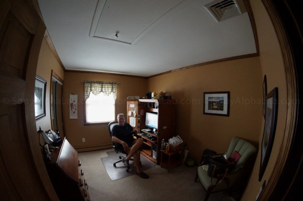 Sony Nex-F3 w/ Rokinon 8mm f/2.8 UMC Fisheye lens - Sample Photo