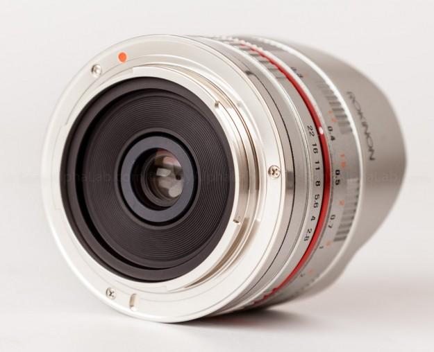 Rokinon 8mm f/2.8 UCM Fisheye Lens