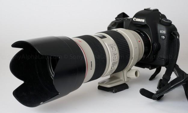 Sony Nex-6 w/ 16-50mm Zoom Lens - Studio Flash Hot Shoe