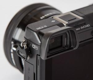 Sony Nex-6 w/ 16-50mm Zoom Lens - Open Box HD Video