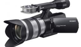 Sony Nex-vg10