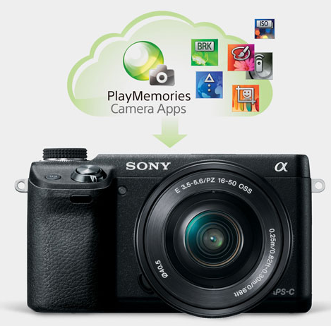 PlayMemories Applications, Sony Nex-6 and Nex-5R