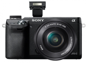 Sony NEx-6 w/16-50mm Power Zoom -selp1650