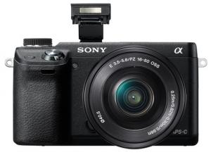 Sony NEx-6 w/16-50mm Power Zoom -selp1650
