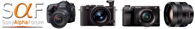 Sony Alpha Forum