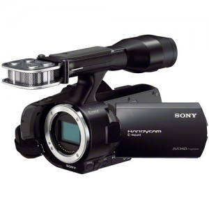 Sony Nex-VG30 Camcorder Guide